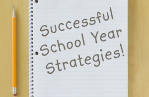 Your Recipe for a Successful School Year