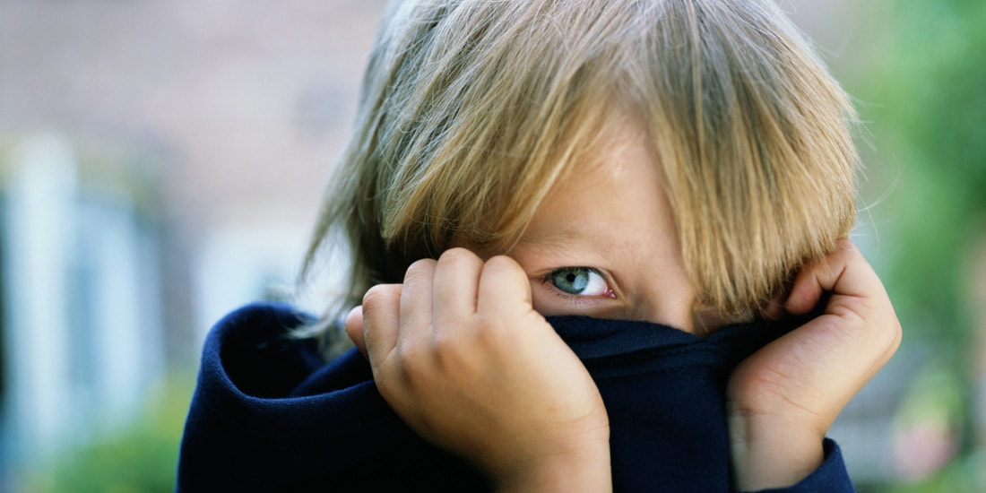 How I'm Helping My Children Overcome Shyness
