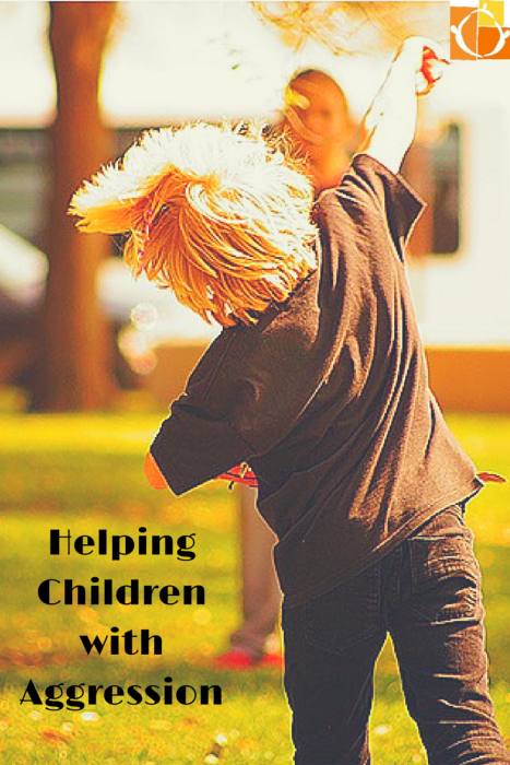 Helping Children With Aggression
