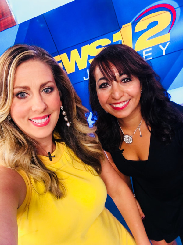 """""""Back to School Anxiety"""" – Dr. Liz On Mom's Minute With Marisa Brahney, News 12"""
