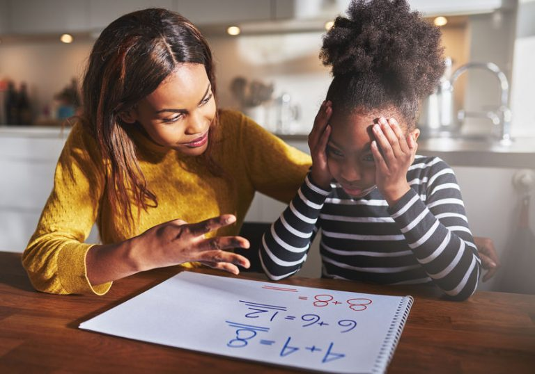 Homework Tips for the New School Year