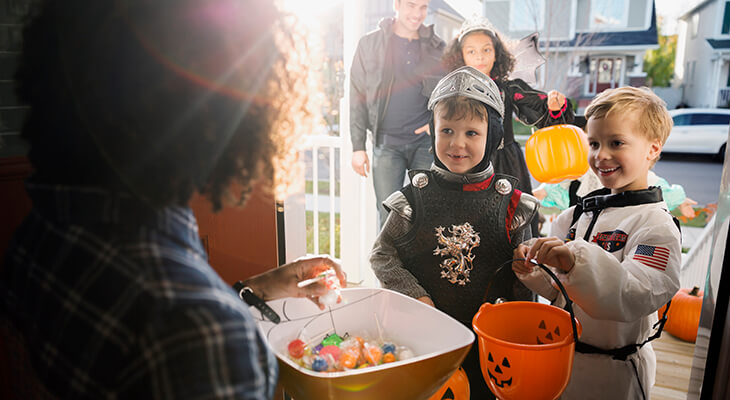 Keeping the Fun in Halloween for your Child with Special Needs