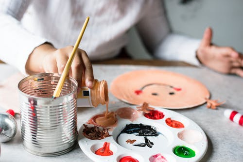 Educational/Therapeutic Arts and Crafts