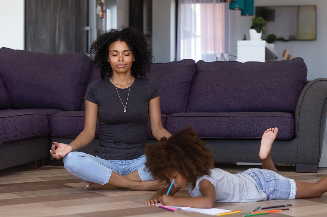 The Benefits of Mama Meditation