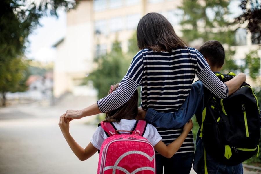 A Parents Cheat Sheet to the August Jitters