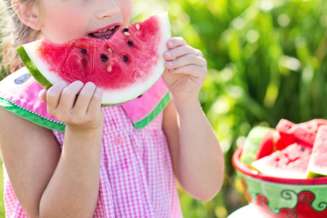 How can I get my toddler with special needs to eat healthier?
