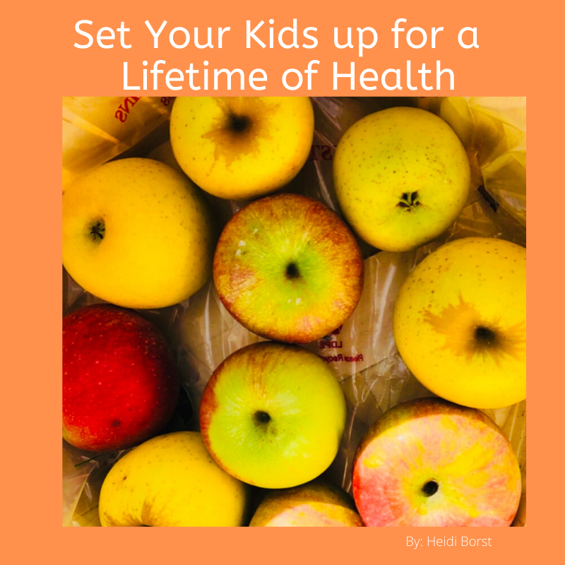 3 Ways You Can Elevate Your Kids Health Now