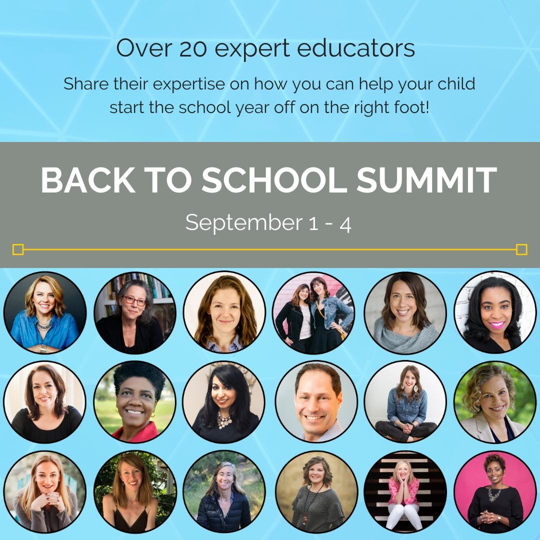 Back to School Summit, 9/1-9/4