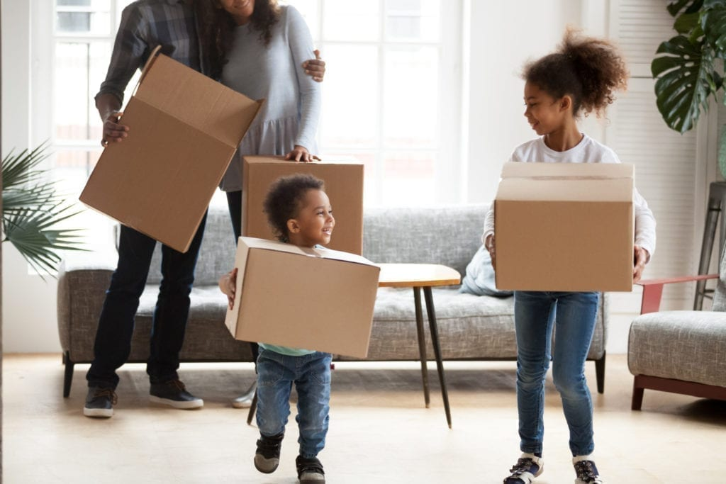 A Guide to Moving with Children Who Have Autism