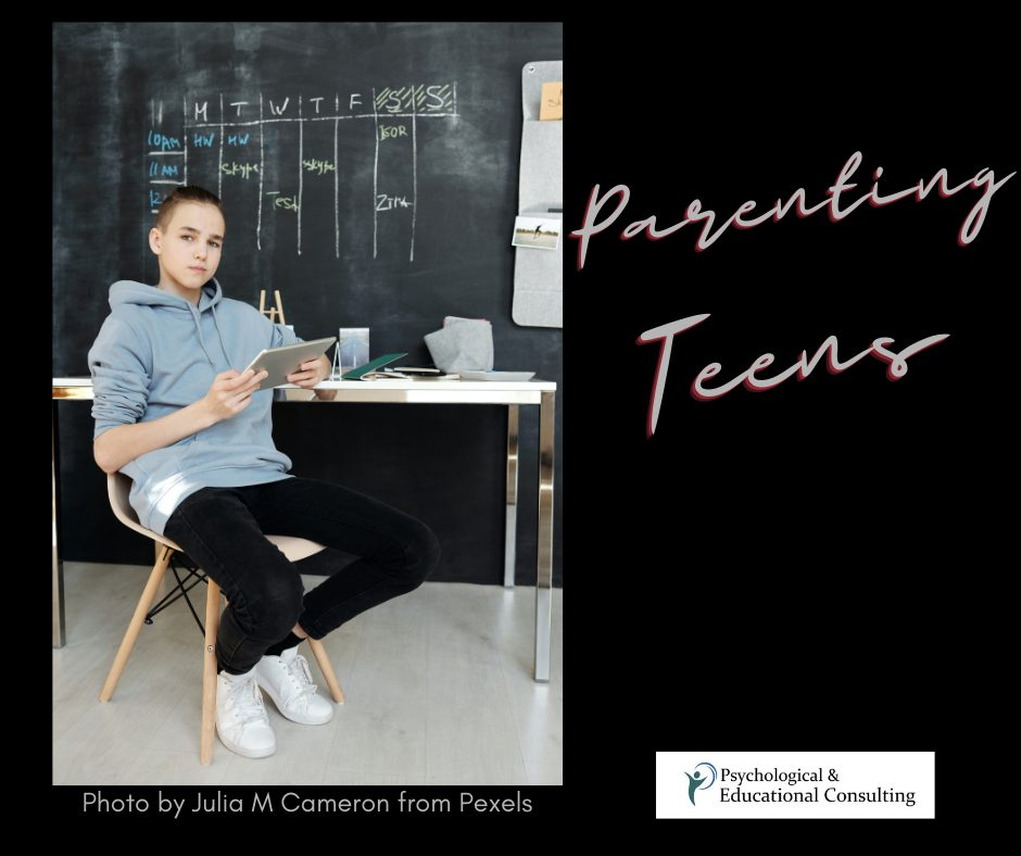 Parenting Teenagers with Depression During COVID-19