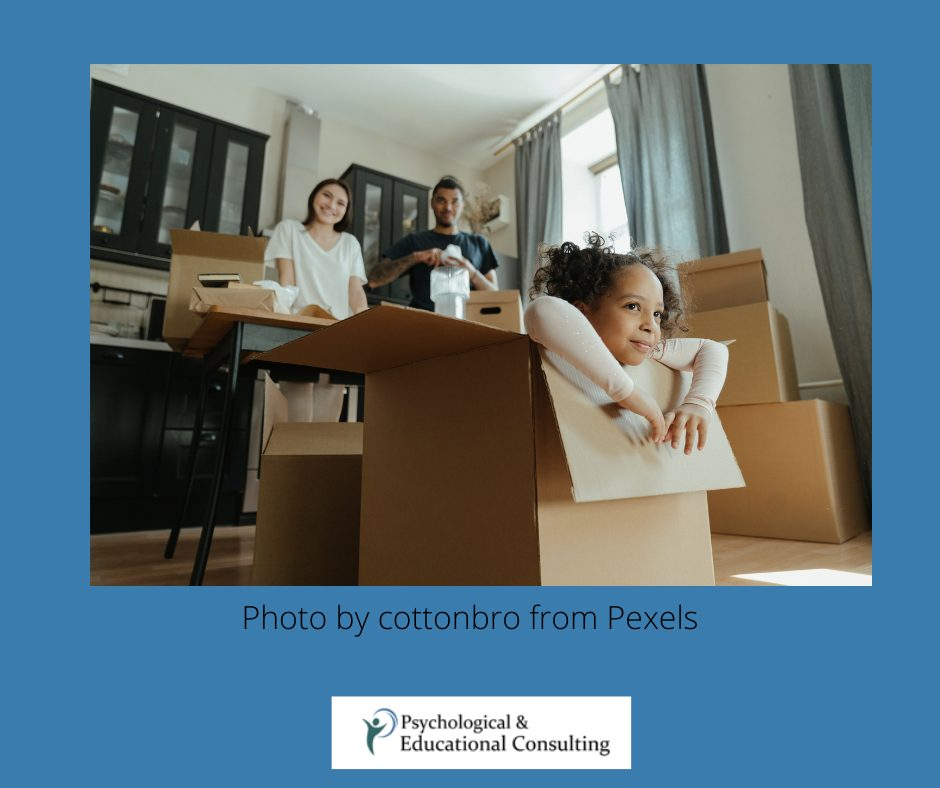 How to Reduce Stress When Moving with Kids
